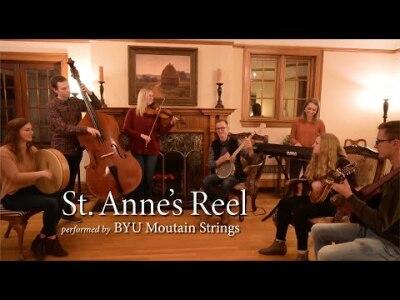 ST. ANNE'S REEL - BYU Mountain Strings