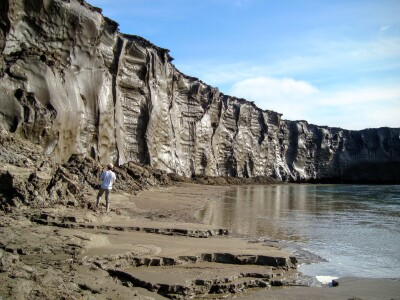 Permafrost Degradation in Alaska