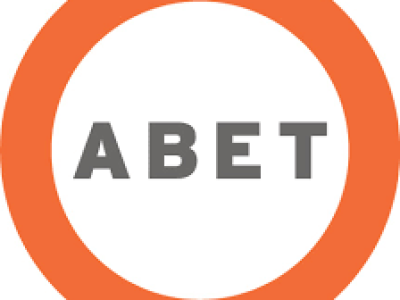 The ABET logo