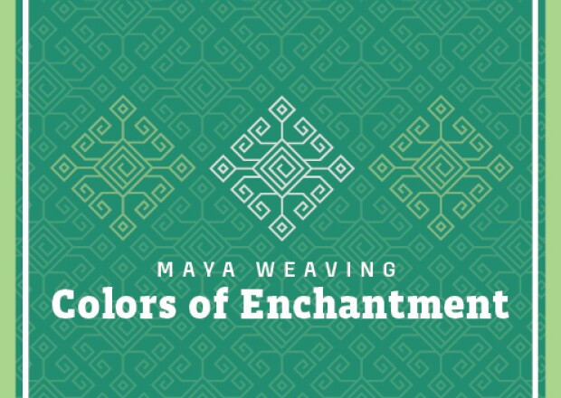 Maya Weaving: Colors of Enchantment