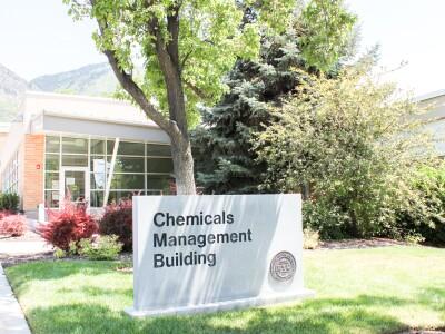 Chemical Management Building