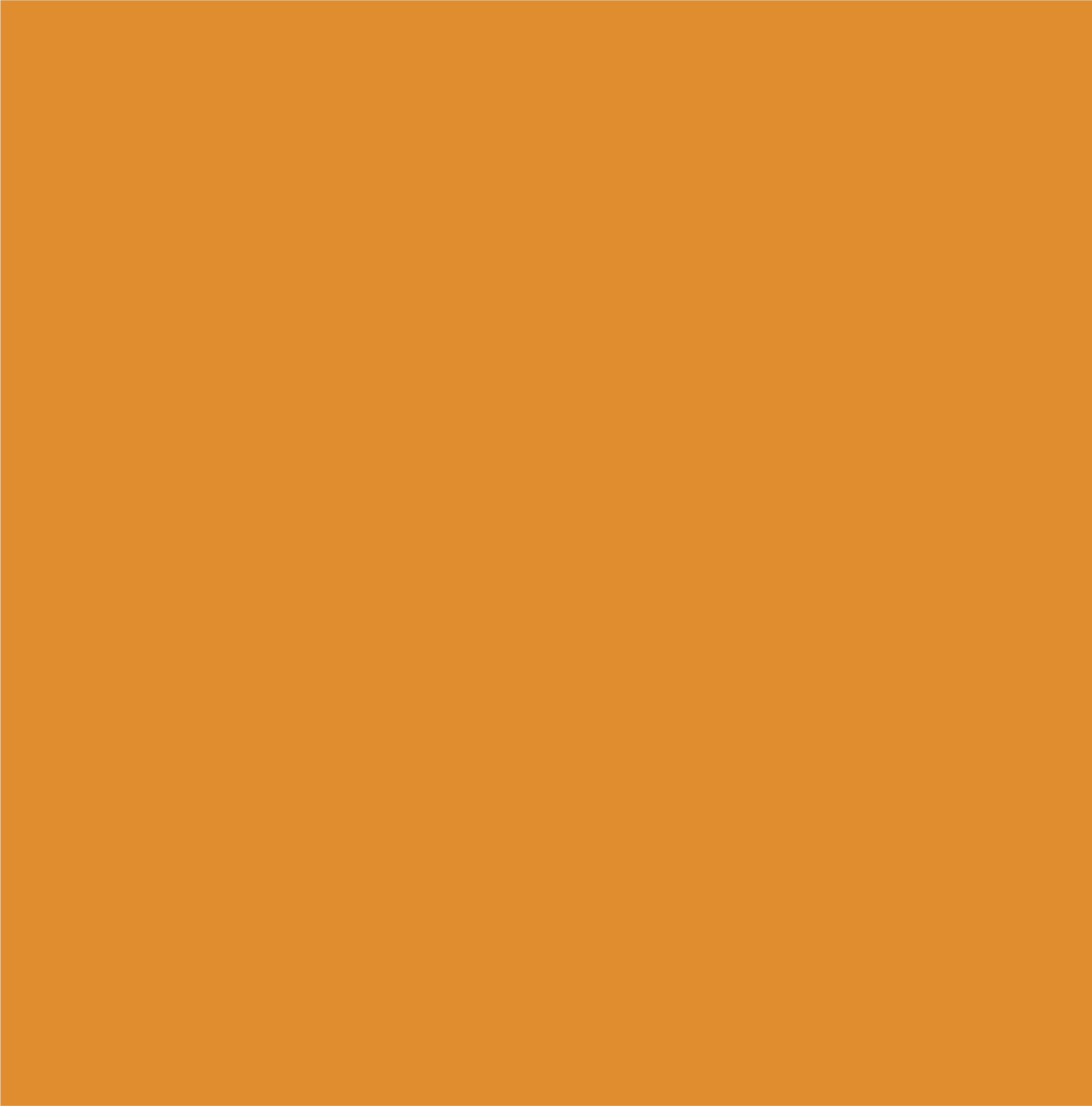 Orange from the secondary color palette.