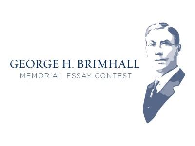 George H. Brimhall Memorial Essay Contest