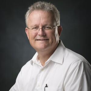 A portrait of Joel Helms