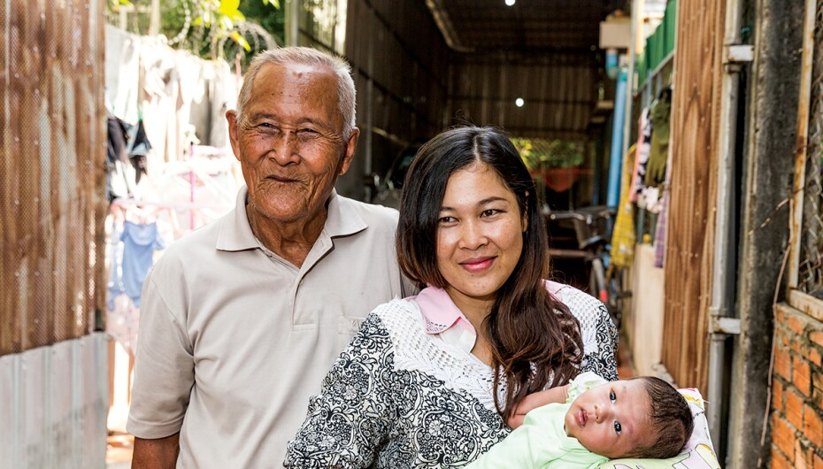 BYU Project seeks to connect generations of Cambodian families