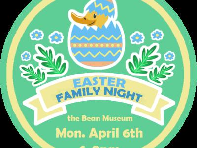 Easter Family Night