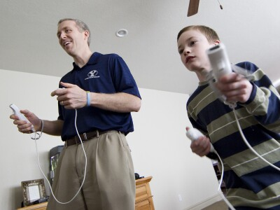 Guilty parents rejoice: study finds some active video games qualify as exercise