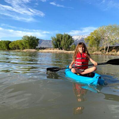 Utah Lake Kayak