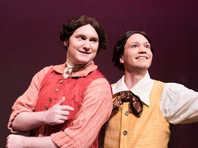BYU Photo production of Barber of Seville