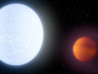 Hottest known planet discovery published in Nature