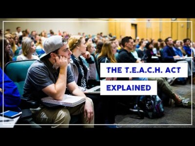 TEACH Act Explained