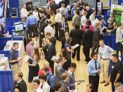 From Impossibility to Internship: Making the Most of the Career Fair