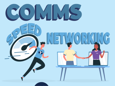 Communications Speed Networking Event