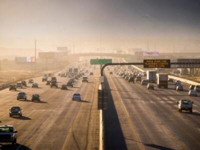 I-15 freeway shot