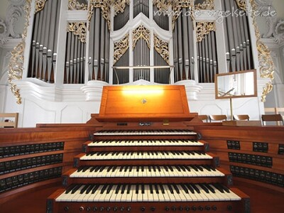 Music Performance: Organ (BM)