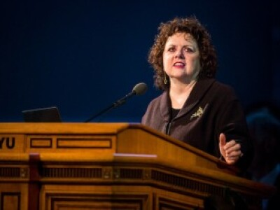 BYU Forum: Nations must work together to improve global health