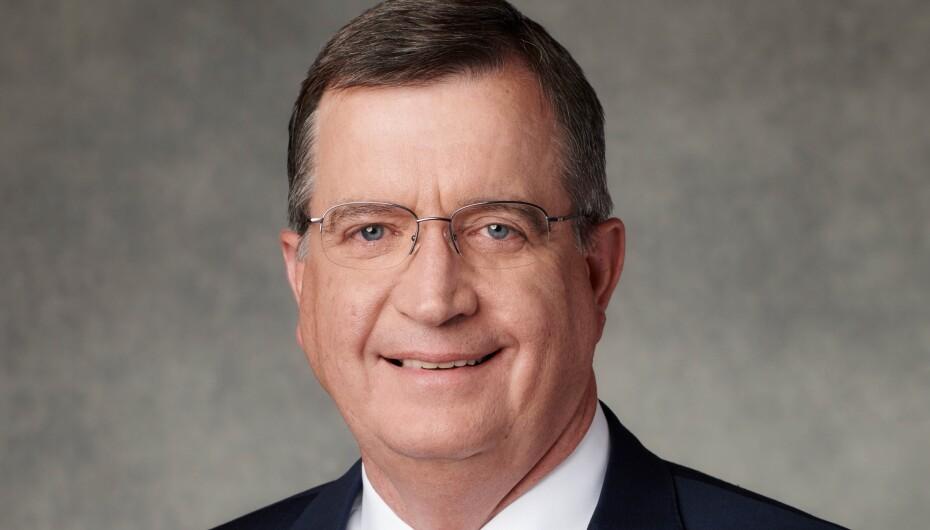 Portrait of Mark L. Pace