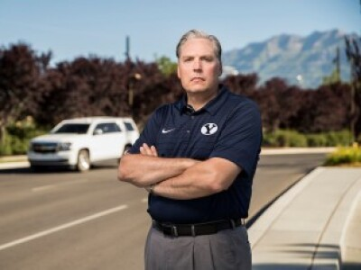 BYU traffic study: No more left turns on busy streets