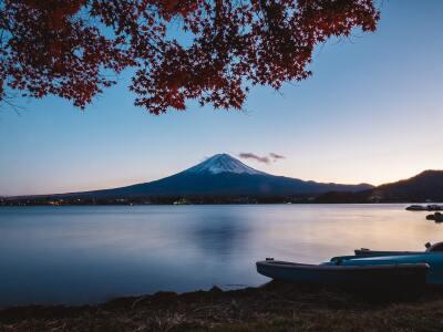 Picture of mountain fuji