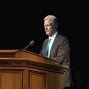 President Worthen Devotional