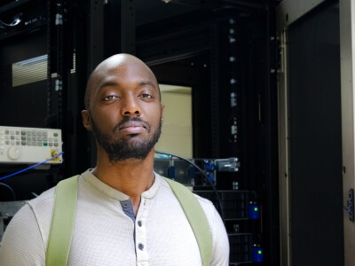 Graduate Student Highlight: Mark Ruzindana