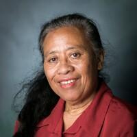 Portrait of Mele_Lavulavu