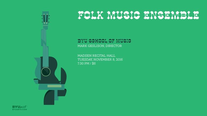 BYU Folk Music Ensemble