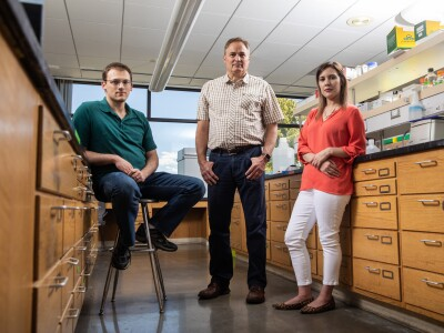 BYU team breaks down major players in cell to score future cancer therapy wins