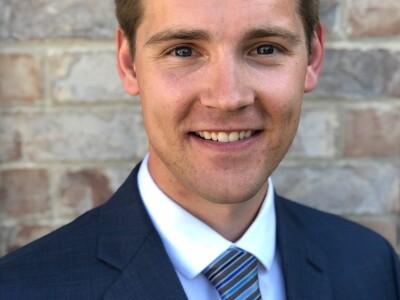 Jacob Smith, a student graduating in physiology and developmental biology, looks forward to starting medical school this summer at the Mayo Clinic Alix School of Medicine in Arizona.