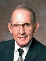 Photo of Clark V. Johnson