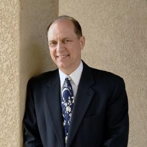 President Eric B. Shumway portrait