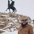 Jeremy Johnston, Historian of the Buffalo Bill Center of the West