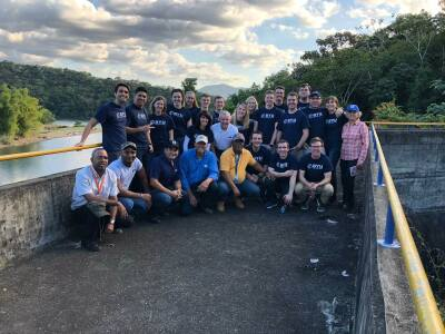 BYU engineering students give back in Dominican Republic with hydro-informatics systems