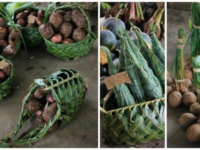Pacific Islands Baskets