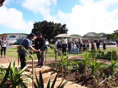 Collaboration Boosts Science Education in Molokai