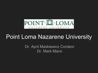 Nazarene - Point Loma Nazarene University