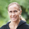 This is a photo of Janelle Farley, adjunct faculty for Exercise & Sports Science.