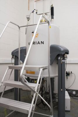 Varian 500 MHz