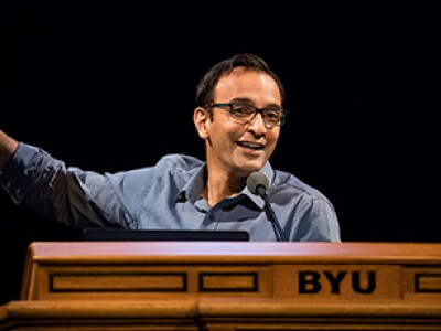 BYU Forum: What makes a radical and revolutionary technology