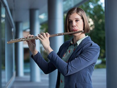 'Power player' flutist wins top national competition