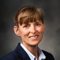 Julie Franklin, VP of Student Life, Professional Headshot