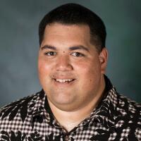 Portrait of Spencer Mauai