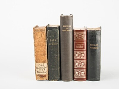 Written in the Margins: Five Books From President Hinckley Donated to Hinckley Center
