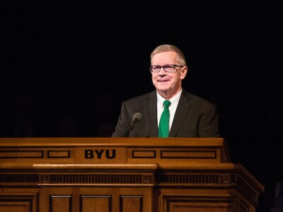 BYU Devotional: Seeing Things Differently
