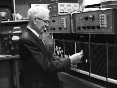 BYU's first physics grad earns posthumous Grammy Award