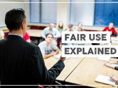 Video Training: Fair Use Explained