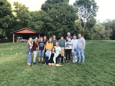 Fall 2019 Lab Party