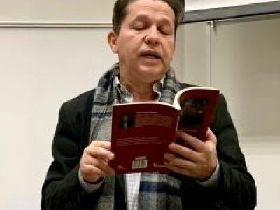Poet, filmmaker Florida State University's Dr. Juan Carlos Galeano