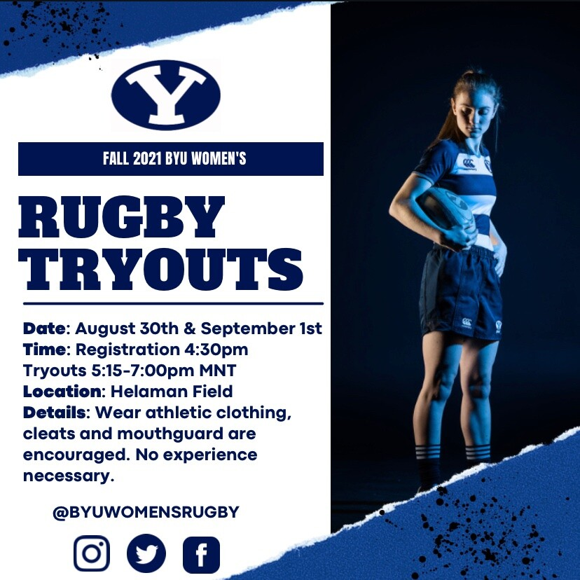 Fall 2021 Women's Rugby Tryouts