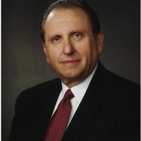 President Thomas S. Monson picture